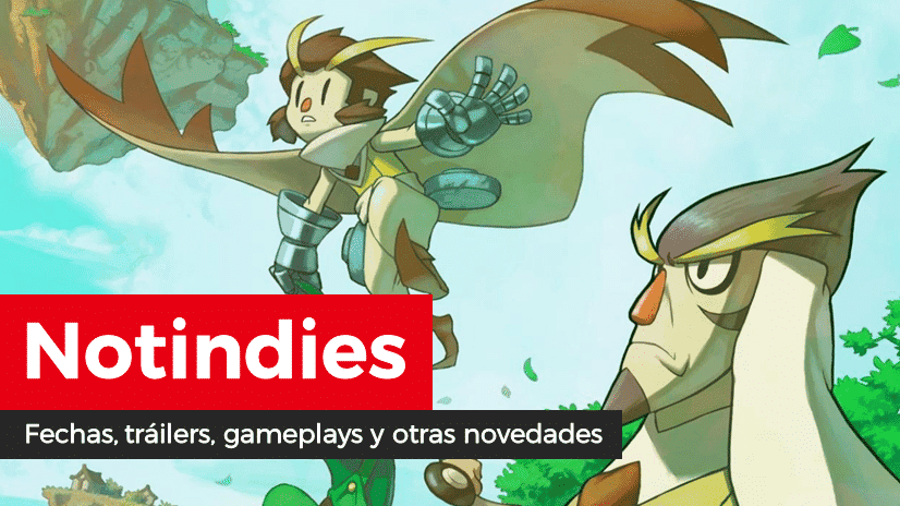 Novedades indies: PixelMaker Studio, Owlboy, Skullgirls 2nd Encore, SteamWorld Quest, The Messenger, AI: The Somnium Files, Morphies Law, Wizard's Symphony, Zoids Wild, Blood Waves, Neon Caves y más