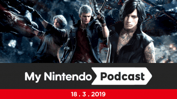 My Nintendo Podcast 3×11: Devil May Cry, Xbox Live, Nintendo Labo VR y mucho más