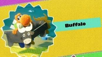 Nintendo nos muestra varios atuendos de Yoshi's Crafted World en estas imágenes