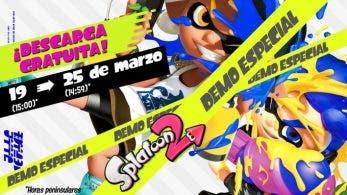 Ya puedes descargar la nueva demo especial de Splatoon 2, que viene acompañada de un descuento y una prueba gratuita de Nintendo Switch Online
