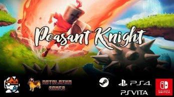 Peasant Knight llega a Nintendo Switch este viernes