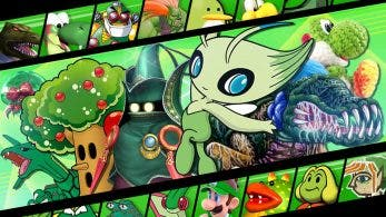 Espíritus de color verde protagonizan el próximo evento de Tablero de espíritus en Super Smash Bros. Ultimate