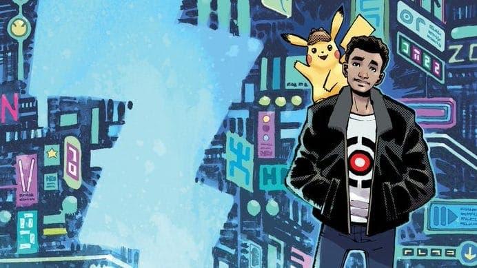 La película de Detective Pikachu tendrá adaptación a novela gráfica