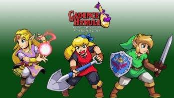 Anunciado Cadence of Hyrule para Nintendo Switch: disponible esta primavera