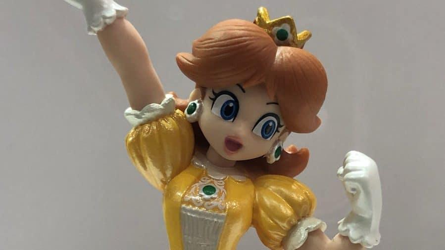 Otro vistazo de cerca a los amiibo de Ken, Daisy, Pichu y Link niño