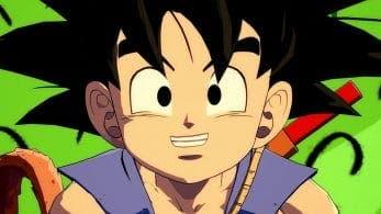 Se comparten nuevas imágenes de Goku de Dragon Ball GT en Dragon Ball FighterZ