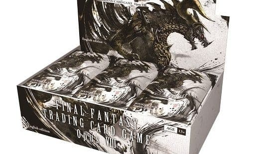 Ya se encuentra disponible la nueva expansión del juego de cartas Final Fantasy: Opus VIII