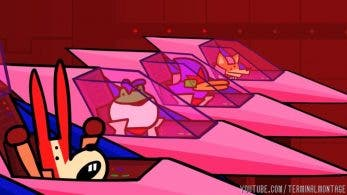 Échale un vistazo a esta parodia animada de Star Fox 64