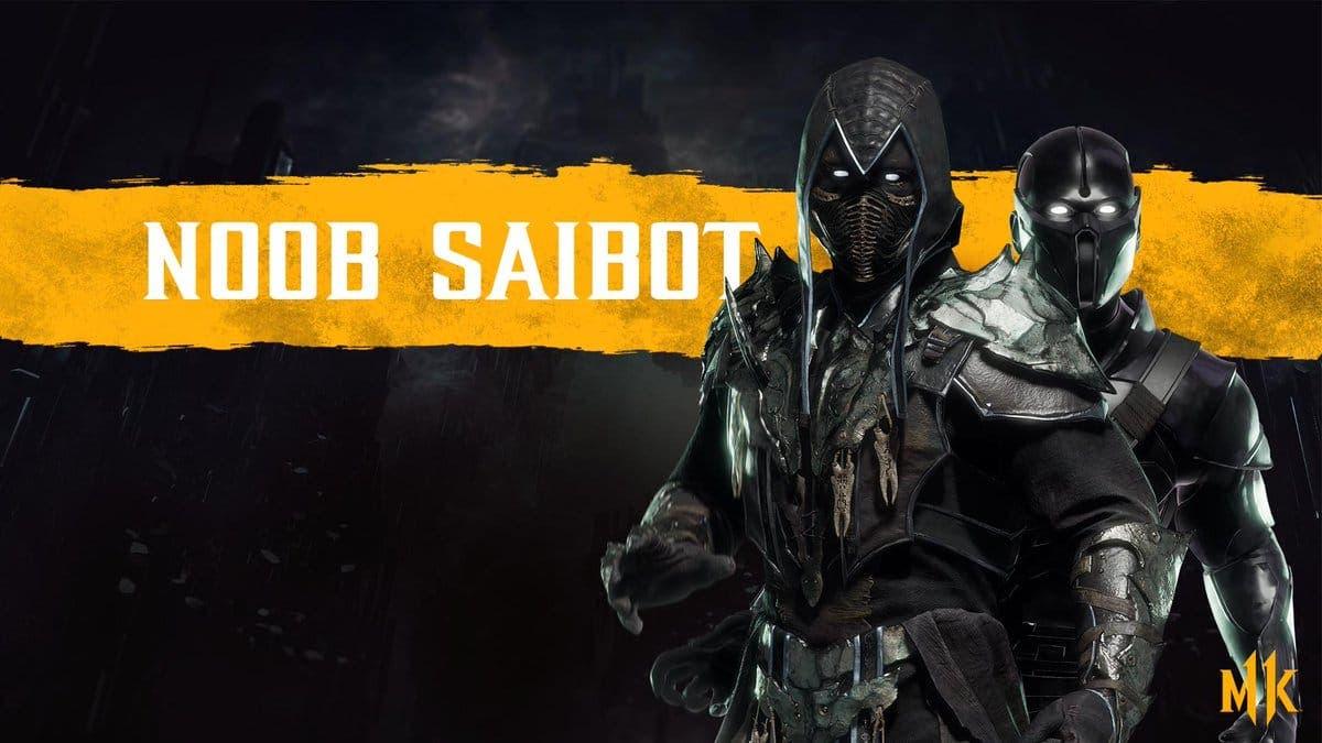 Mortal Kombat 11 presenta a Noob Saibot y Shang Tsung