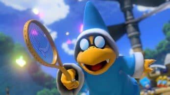 [Act.] Kamek protagoniza el nuevo tráiler de Mario Tennis Aces