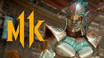 [Act.] Kotal Kahn queda confirmado para Mortal Kombat 11