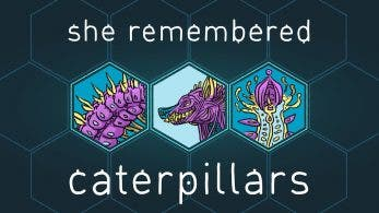 She Remembered Caterpillars llegará a Nintendo Switch el 28 de marzo