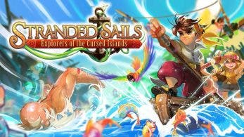 Anunciado Stranded Sails – Explorers of the Cursed Islands para Nintendo Switch