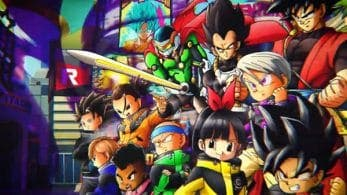 Tráiler de lanzamiento de Super Dragon Ball Heroes: World Mission