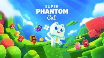 Super Phantom Cat llegará a Nintendo Switch el 21 de marzo