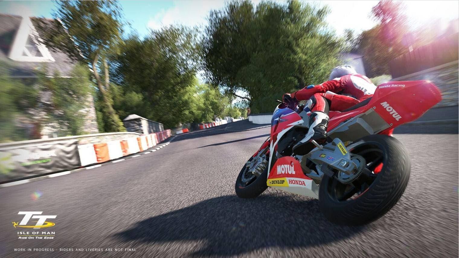 GameFly ha listado TT Isle of Man: Ride on the Edge para Nintendo Switch