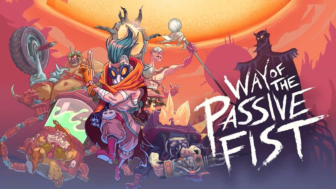 Way of the Passive Fist llegará a Nintendo Switch: disponible el 11 de abril