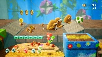 Yoshi's Crafted World contiene una curiosa referencia a Mario & Luigi: Superstar Saga