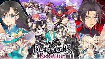 [Act.] Ventas de lanzamiento de Blade Arcus Rebellion from Shining, Destiny Connect y The Caligula Effect: Overdose en Japón