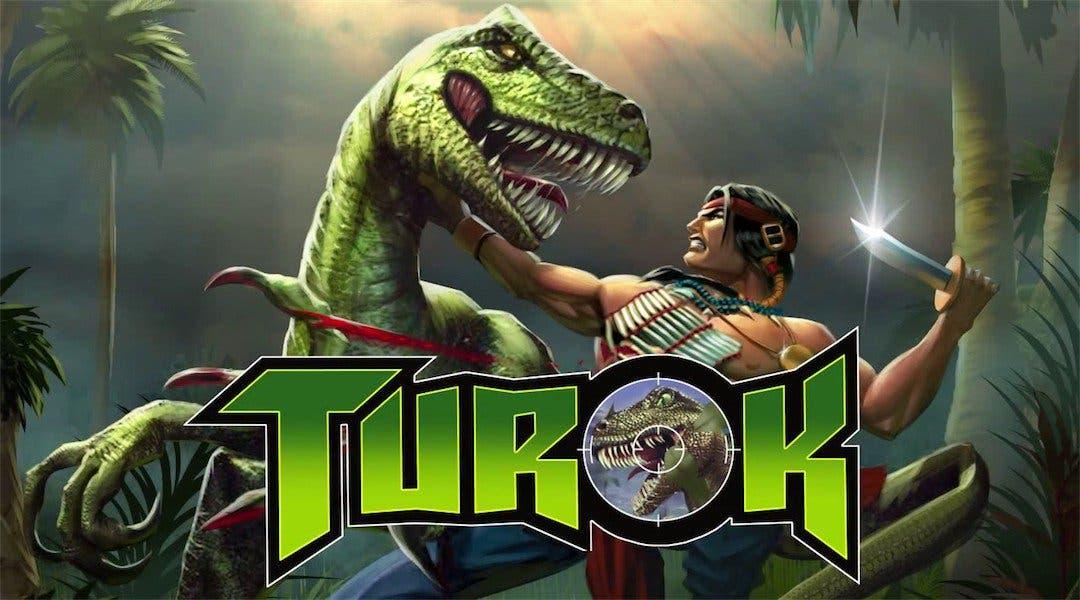[Act.] Turok, el clásico shooter de Nintendo 64, llegará a Nintendo Switch el 18 de marzo