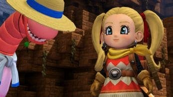 Tráiler del pase de temporada de Dragon Quest Builders 2