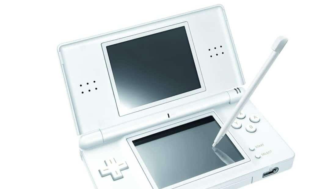 Nintendo DS Lite cumple hoy 13 años