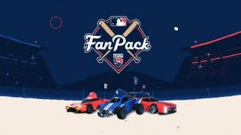 Rocket League recibe el DLC MLB Fan Pack el 25 de marzo