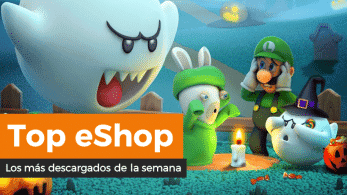 Mario + Rabbids Kingdom Battle es lo más vendido en la eShop europea de Switch durante la última semana (20/7/19)
