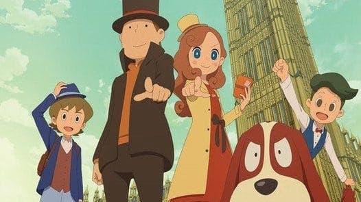 El anime de Katrielle Layton llega a su fin esta semana