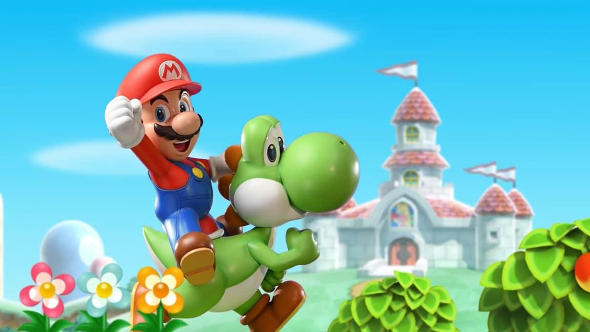 First 4 Figures anuncia una nueva figura de Mario montado en Yoshi