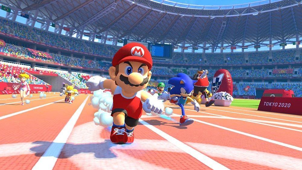 [Act.] SEGA anuncia Mario y Sonic en los Juegos Olimpicos Tokio 2020, Tokyo 2020 Olympics: The Official Game y nuevos juegos de SEGA Ages para Nintendo Switch