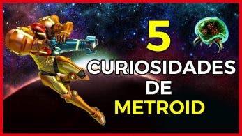 [Vídeo] 5 curiosidades que quizás no sabías de Metroid