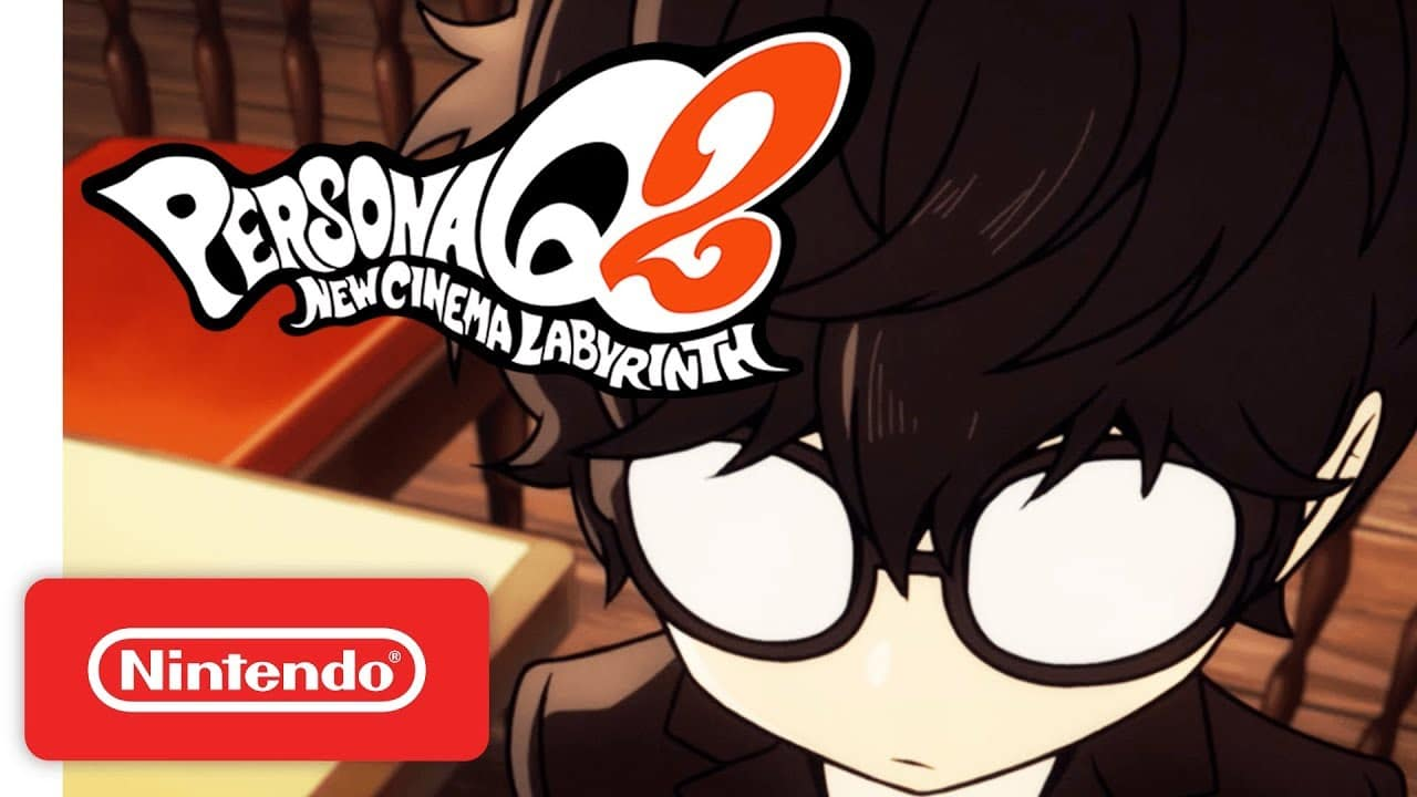 Ya disponible el tráiler de la historia de Persona Q2: New Cinema Labyrinth