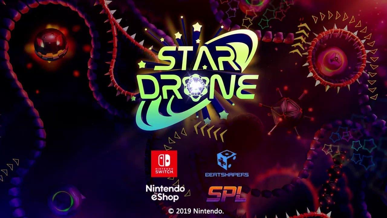 StarDrone llegará a la eShop de Nintendo Switch el próximo 21 de marzo