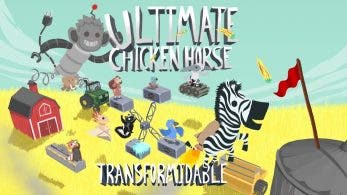 La actualización Transformidable ya está disponible en Ultimate Chicken Horse