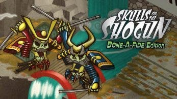 Skulls of the Shogun: Bone-A-Fide Edition llega a Nintendo Switch en primavera