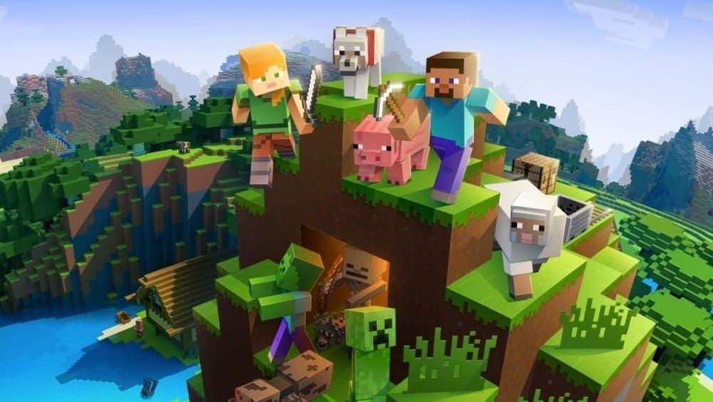 Minecraft se actualiza a la versión 1.16.40 en Nintendo Switch