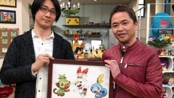 El episodio de Pokénchi de mañana contará con Pokémon Espada y Escudo