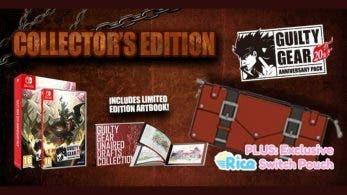 Guilty Gear 20th Anniversary Pack – Collector's Edition ya está disponible para reservar en Europa