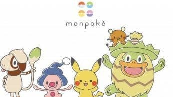Monpoké es anunciada como línea oficial de productos Pokémon para bebés en Japón