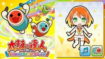 Ya está disponible el DLC de pago Vocaloid Song Pack 2 para Taiko No Tatsujin: Drum 'n Fun