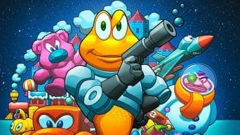 James Pond Codename: RoboCod llega a la eShop de Nintendo Switch