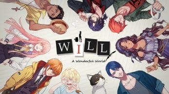 La edición física de WILL: A Wonderful World para Switch se retrasa hasta el 30 de abril
