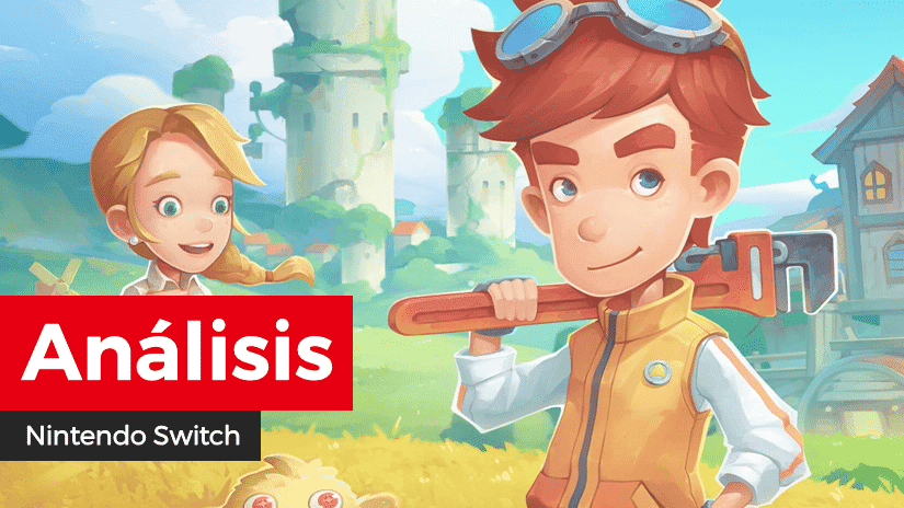 [Análisis] My Time At Portia
