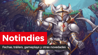 Novedades indies: Atooi, Bustafellows, Decay of Logos, Double Switch, Rogue Legacy, Indivisible, Miles & Kilo, RISE: Race The Future, Terraria, AeternoBlade 2, Aggelos, Lust for Darkness y Stranger Things 3: The Game