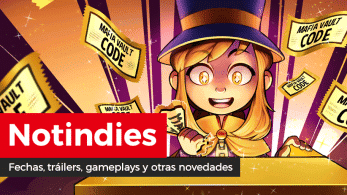 Novedades indies: A Hat in Time, Enter the Gungeon, Lyrica, Shakedown Hawaii, Tangledeep, Ultrawings, Astalon, Stranger Things 3, Super Slime Arena, Iron Snout, You Died But a Necromancer Revived You y más