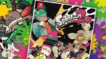 [Act.] El libro The Art of Splatoon 2 llegará a Occidente este año
