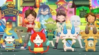 Level-5 comparte el opening y ending de la nueva serie de anime Yo-Kai Watch!