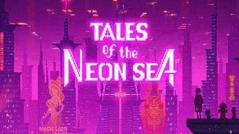Tales of the Neon Sea llegará a Nintendo Switch