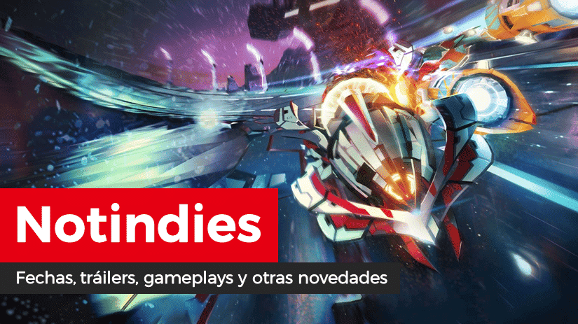 Novedades indie: Gun Gun Pixies, Redeemer, Redout, Risky Rescue, Ayakashi Koi Gikyoku, Crystal Crisis, Tesla vs Lovecraft, Venture Kid, Dark Devotion, Hell is Other Demons, Masquerada, The Padre, Wrath: Aeon of Ruin y más